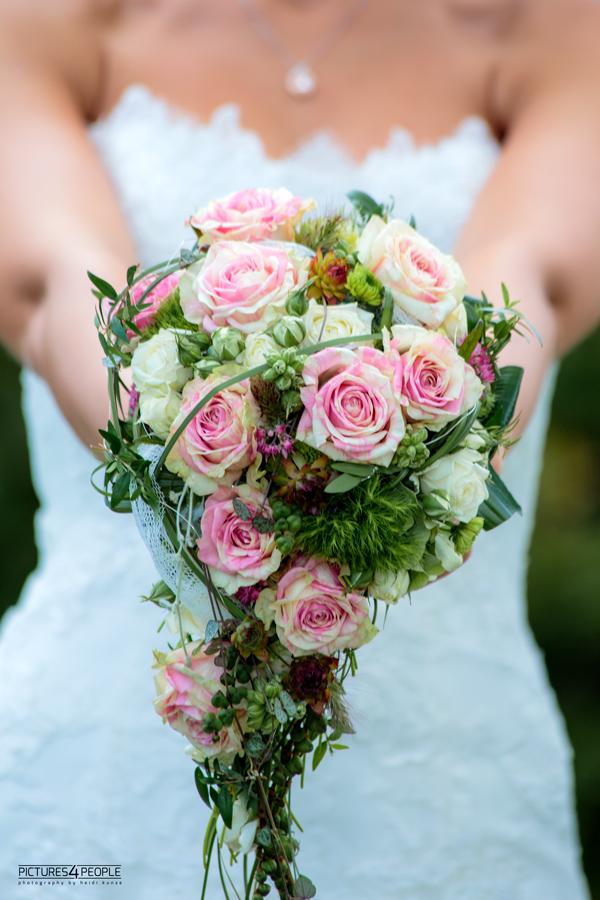 Brautstraß vor der Braut