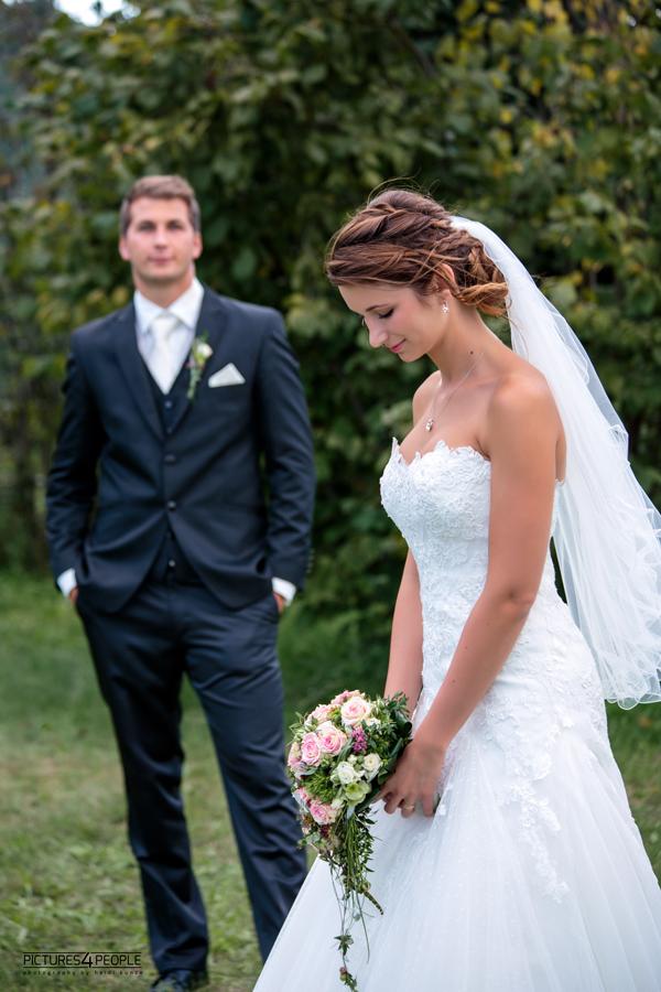 Brautpaar, fotografiert von pictures4people, eine Hochzeitsfotografin aus Dessau