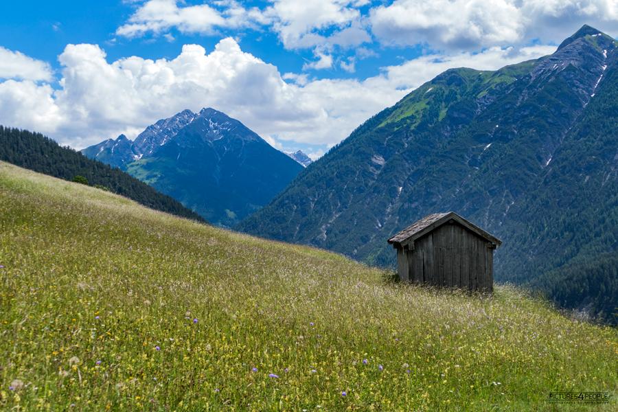 Wandern 2018 in Österreich