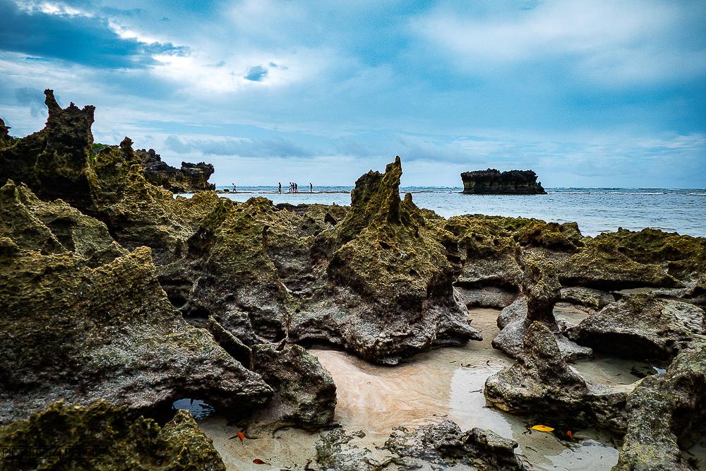 Küste in Watamu in Kenia