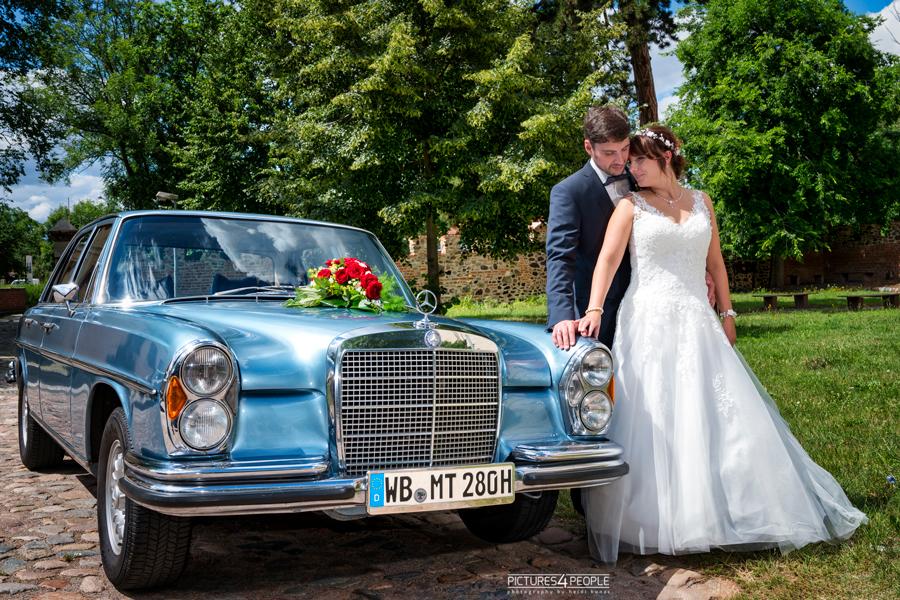 Hochzeit von Maria und Benjamin