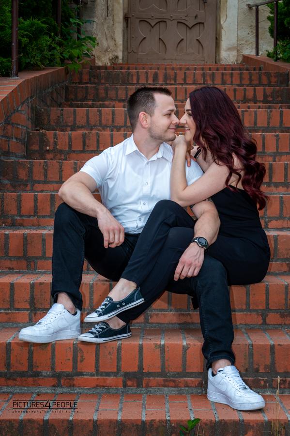 Fotograf aus Dessau; jugendliches Paar