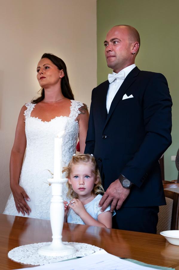 Fotograf aus Dessau; Hochzeit, Trauung